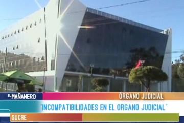 """""""INCOMPATIBILIDADES EN EL ÓRGANO JUDICIAL"""""""