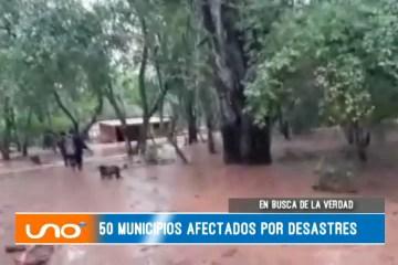 EN BUSCA DE LA VERDAD: 50 MUNICIPIOS AFECTADOS POR DESASTRES EN BOLIVIA