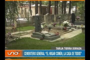 TARIJA TIERRA DORADA: CEMENTERIO GENERAL