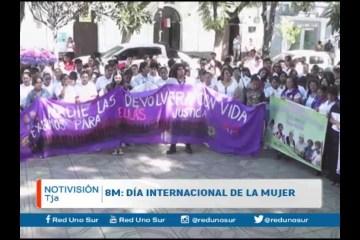 8M: DÍA INTERNACIONAL DE LA MUJER
