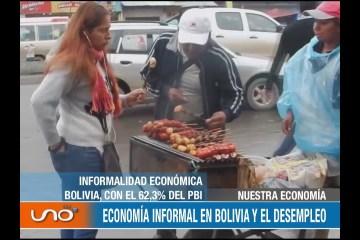 NUESTRA ECONOMÍA: EL TRABAJO INFORMAL EN BOLIVIA