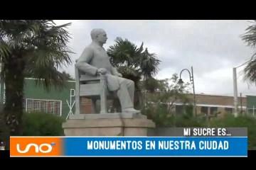MONUMENTOS EN NUESTRA CIUDAD