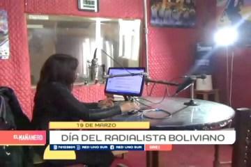 DÍA DEL RADIALISTA BOLIVIANO