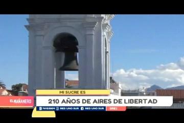 MI SUCRE ES: 210 AÑOS DE AIRES DE LIBERTAD