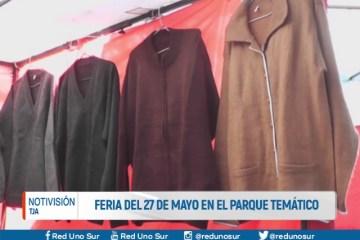 FERIA DEL 27 DE MAYO EN EL PARQUE TEMÁTICO