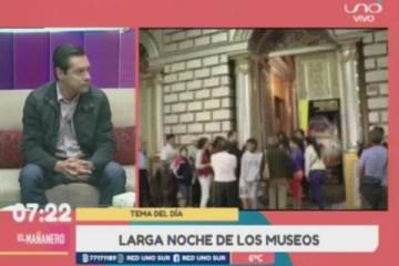 TEMA DEL DÍA: NOCHE DE LOS MUSEOS