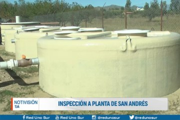 INSPECCIÓN A LA PLANTA DE SAN ANDRÉS