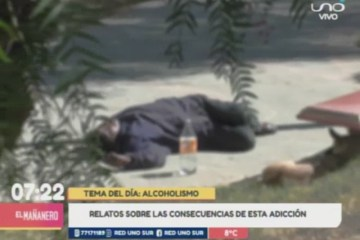 TEMA DEL DÍA: EL ALCOHOLISMO