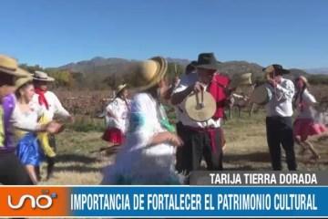 "TARIJA TIERRA DORADA: CALIDEZ DEL ""CHAPACO"""