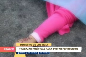 TRABAJAN POLÍTICAS PARA EVITAR FEMINICIDIOS