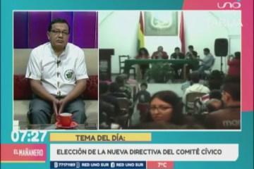 TEMA DEL DÍA: CONGRESO DE LA TARIJEÑIDAD