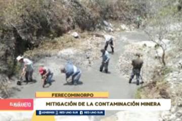 MITIGACIÓN DE LA CONTAMINACIÓN MINERA