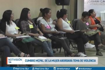 CUMBRE MUNICIPAL DE LA MUJER ABORDARÁ TEMA DE VIOLENCIA