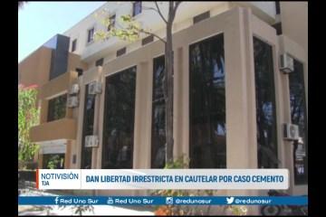 DAN LIBERTAD IRRESTRICTA A IMPUTADO POR EL CASO ASFALTO