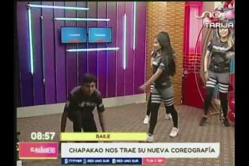 BAILE: CHAPAKAO EN EL MAÑANERO