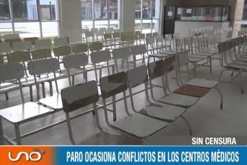 SIN CENSURA: CRISIS DE LA SALUD EN BOLIVIA