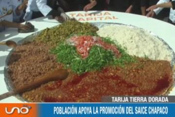 EL SAICE CHAPACO, EL PLATO BANDERA DE TARIJA