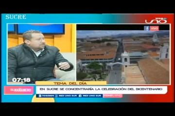 TEMA DEL DÍA: PROYECTO DE LEY DEL BICENTENARIO