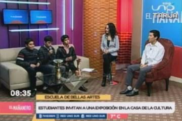 ESCUELA DE BELLAS ARTES REALIZARÁ UNA EXPOSICIÓN