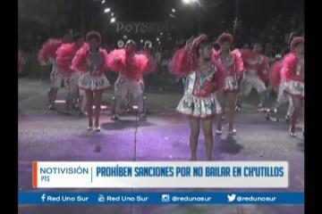 PROHÍBEN SANCIONES POR NO BAILAR EN CH'UTILLOS