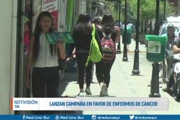 LANZAN LA CAMPAÑA EN FAVOR DE ENFERMOS CON CÁNCER