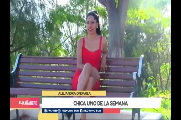CHICA UNO TARIJA: ALEJANDRA ONDARZA