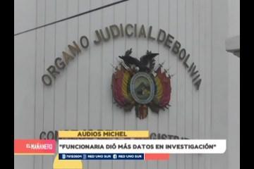 """""""FUNCIONARIA DIO MÁS DATOS EN LA INVESTIGACIÓN"""""""