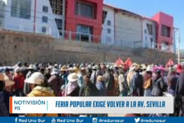 LA FERIA POPULAR EXIGE VOLVER A LA AVENIDA SEVILLA