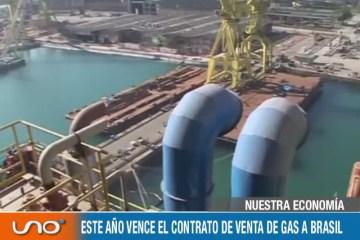 NUESTRA ECONOMÍA: BRASIL REDUJO COMPRA DE GAS A BOLIVIA EN UN 51%
