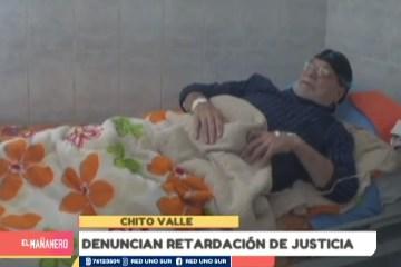 DENUNCIAN RETARDACIÓN DE JUSTICIA