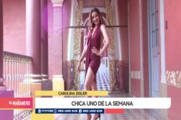 CHICA UNO TARIJA: CAROLINA ZIGLER