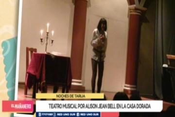 NOCHES DE TARIJA: MUSICAL TARIJEÑO