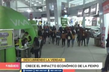 DESCUBRIENDO LA VERDAD: CRECE EL IMPACTO ECONÓMICO EN LA FEXPO SUCRE