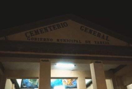 CONOCIENDO EL CEMENTERIO GENERAL DE TARIJA