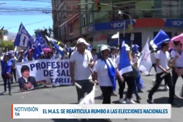 EL MAS SE REARTICULA RUMBO A LA ELECCIONES NACIONALES