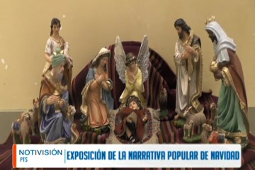 EXPOSICIÓN DE LA NARRATIVA POPULAR DE NAVIDAD
