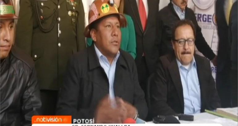 PROMETEN ÁREAS DE TRABAJO PARA EL SECTOR MINERO