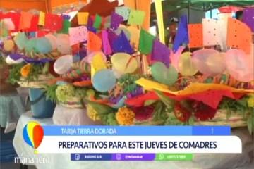 TIERRA DORADA: HISTORIA DE LA FIESTA DE COMADRES Y COMPADRES