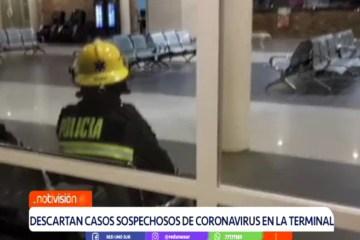 DESCARTAN CASOS SOSPECHOSOS DE CORONAVIRUS