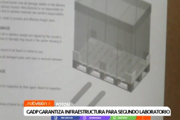 GADP GARANTIZA INFRAESTRUCTURA PARA EL SEGUNDO LABORATORIO