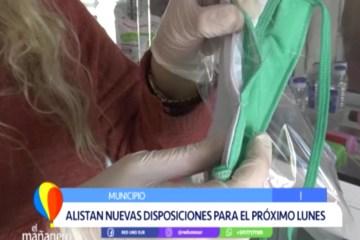 DECRETO DISPONE EL USO OBLIGATORIO DE BARBIJOS EN CERCADO
