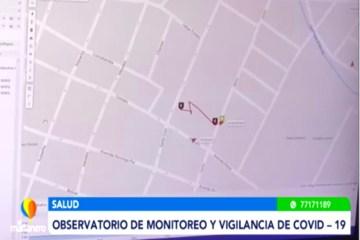 OBSERVATORIO DE MONITOREO Y VIGILANCIA DE COVID 19