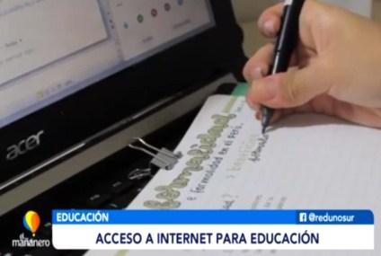 PROBLEMAS CON EL ACCESO A INTERNET PARA LA EDUCACIÓN