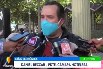 EL PRESIDENTE DE LA ASOCIACIÓN HOTELERA EXPLICA LA DIFÍCIL SITUACIÓN DE SUS AFILIADOS