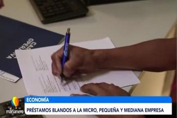 PRÉSTAMOS BLANDO A LA MICRO, PEQUEÑA Y MEDIANA EMPRESA