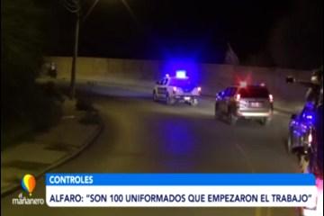 LA POLICÍA HARÁ CUMPLIR EL ENCAPSULAMIENTO
