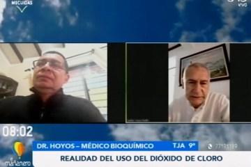 LA REALIDAD DEL USO DEL DIÓXIDO DE CLORO