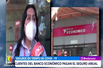"""BANCO ECONÓMICO CREÓ EL SEGURO """"COVID-19"""""""