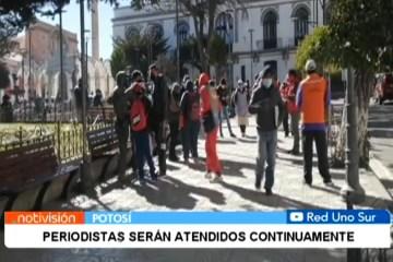 INCREMENTAN LOS CASOS DE CORONAVIRUS EN LA PRENSA