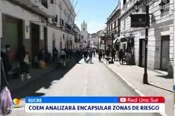 COEM ANALIZARÁ ENCAPSULAR ZONAS DE RIESGO